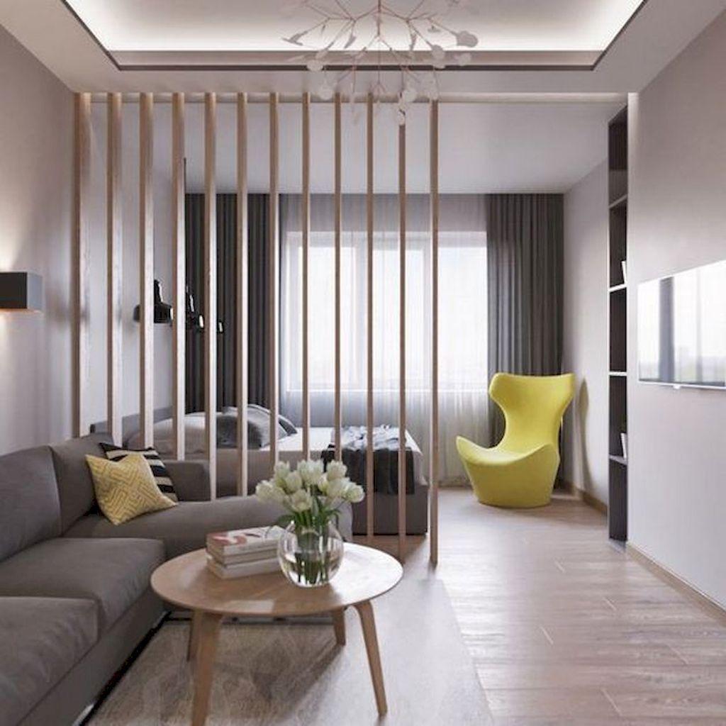 Amazing Studio Apartment Layout Ideas 17
