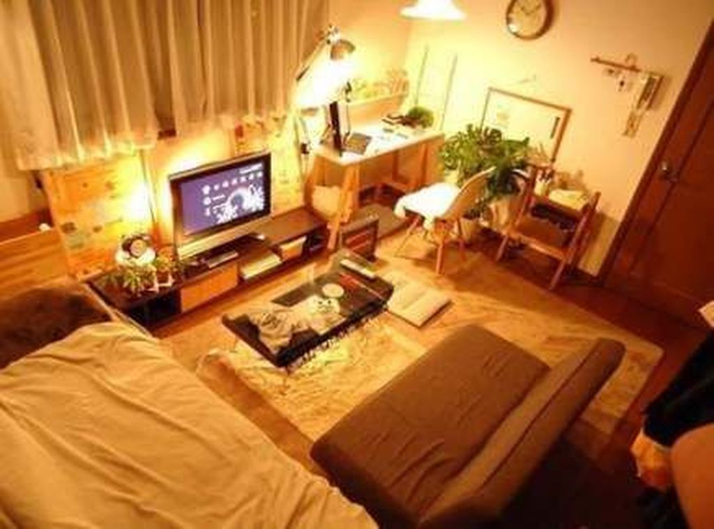 Amazing Studio Apartment Layout Ideas 23