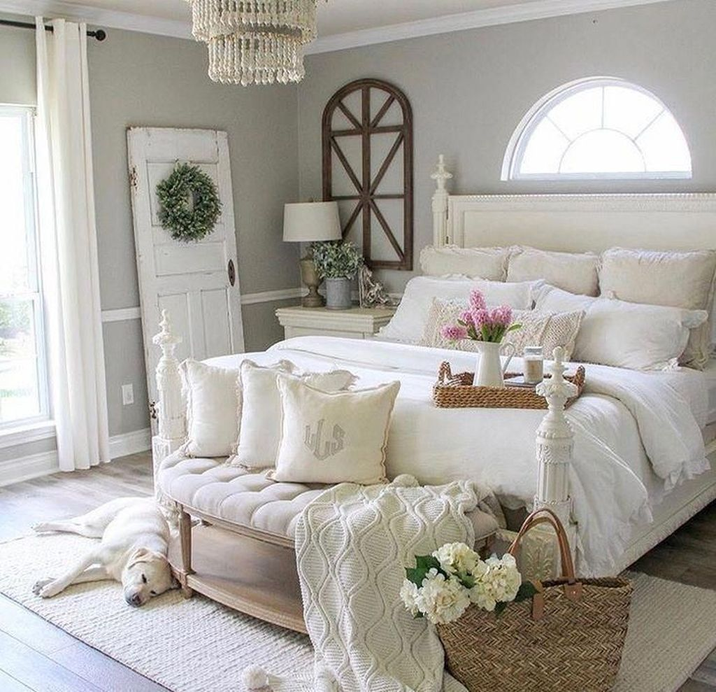 Awesome Cottage Bedroom Decoration Ideas 01