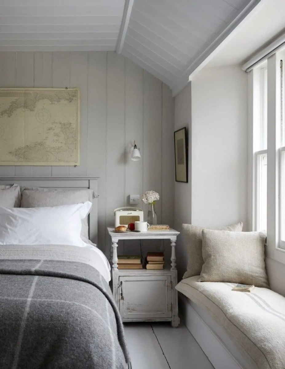 Awesome Cottage Bedroom Decoration Ideas 16