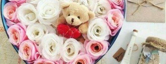 Beautiful Valentine Flower Arrangements That You Will Like 09
