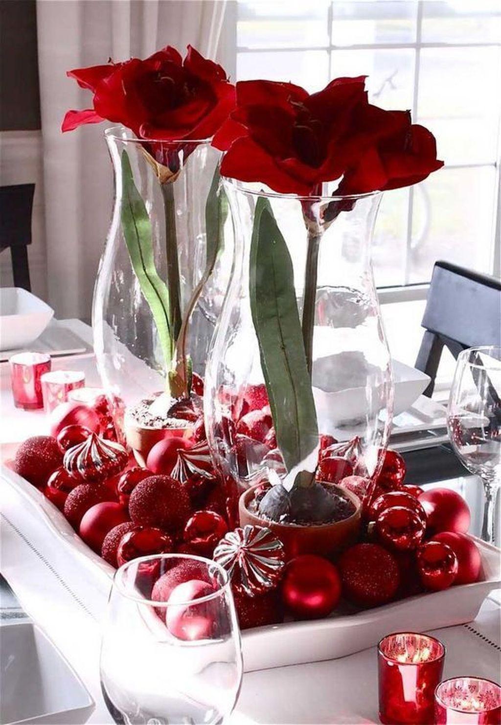Beautiful Valentine Flower Arrangements That You Will Like 20