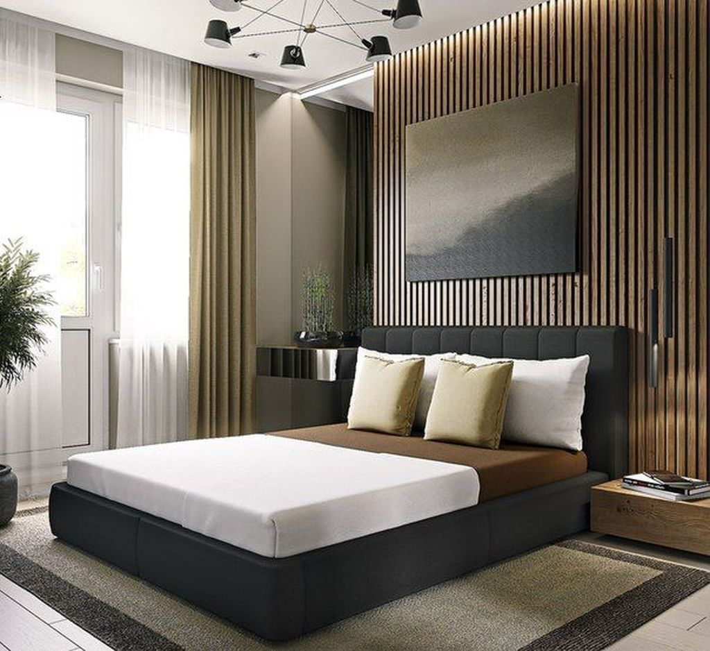 Fabulous Modern Minimalist Bedroom You Have To See 04