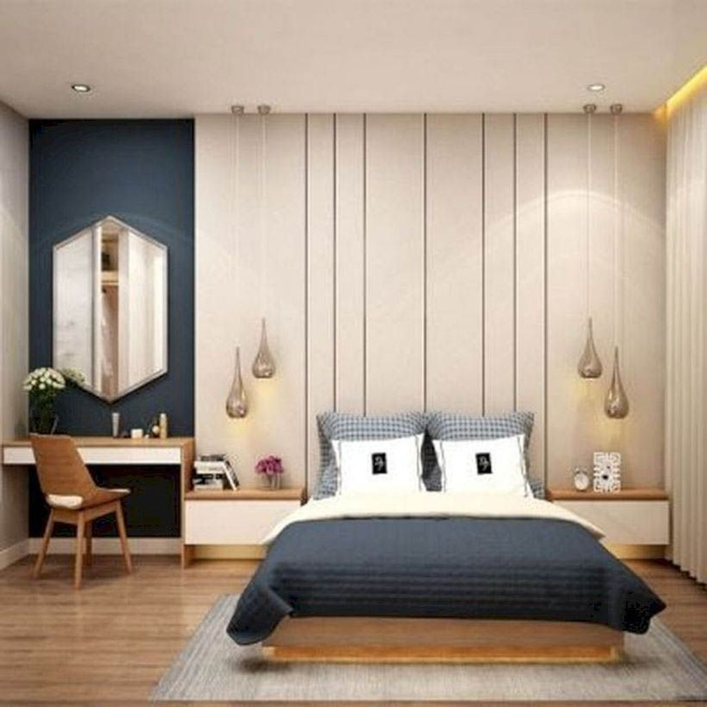 Fabulous Modern Minimalist Bedroom You Have To See 14