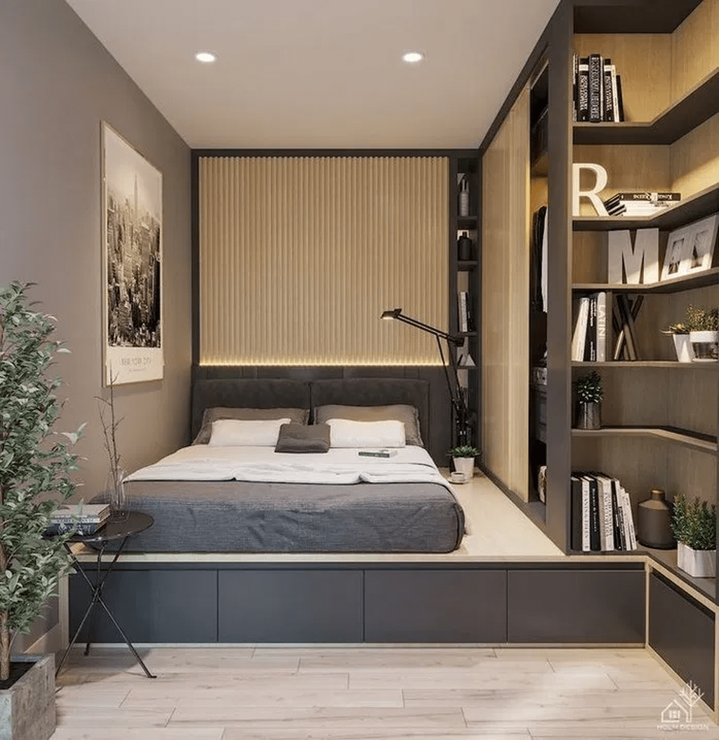 Fabulous Modern Minimalist Bedroom You Have To See 23