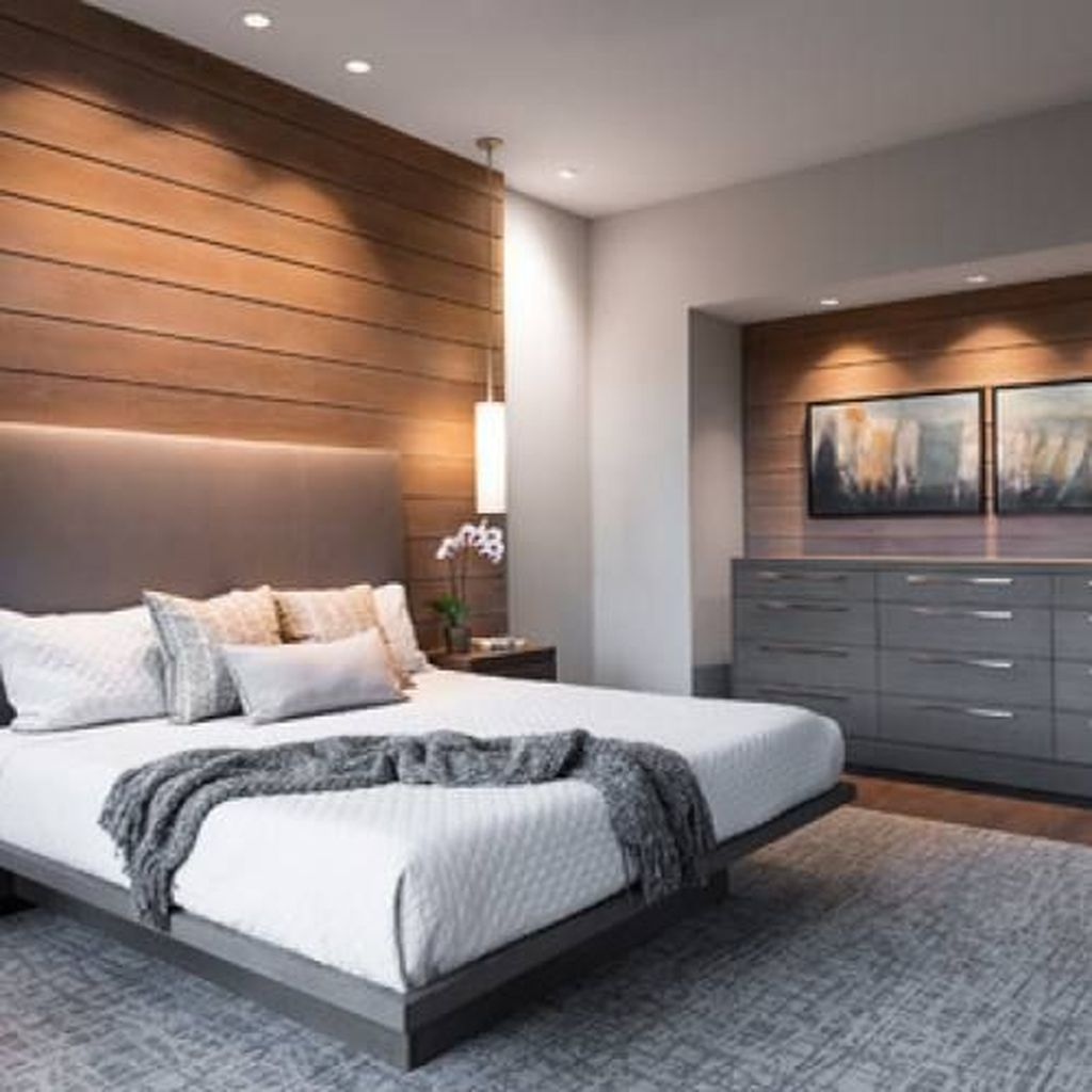 Fabulous Modern Minimalist Bedroom You Have To See 27