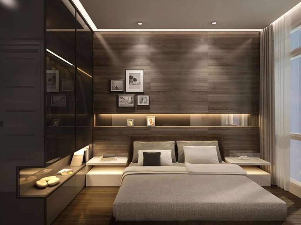 Fabulous Modern Minimalist Bedroom You Have To See 28