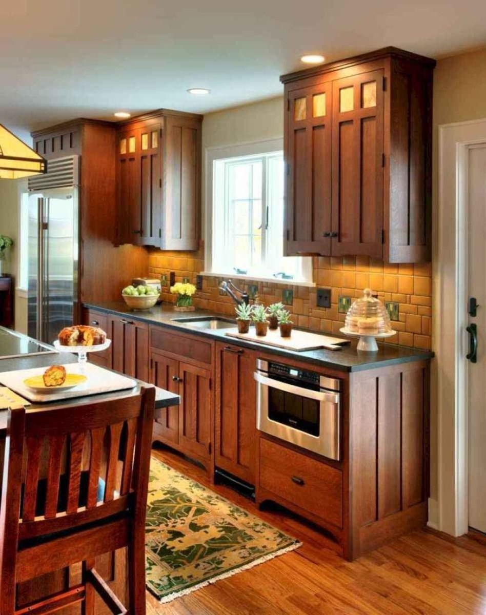 Fabulous Modern Rustic Kitchen Cabinets 01
