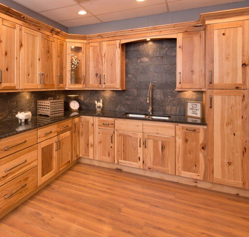 Fabulous Modern Rustic Kitchen Cabinets 07