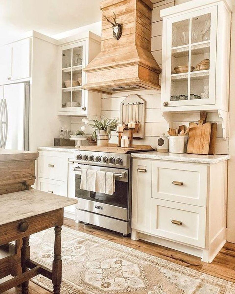 Fabulous Modern Rustic Kitchen Cabinets 11