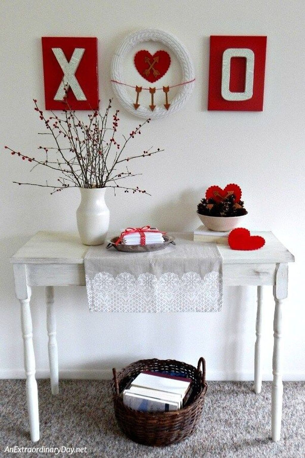 Gorgeous Valentine Wall Decor To Beautify Your Home 10