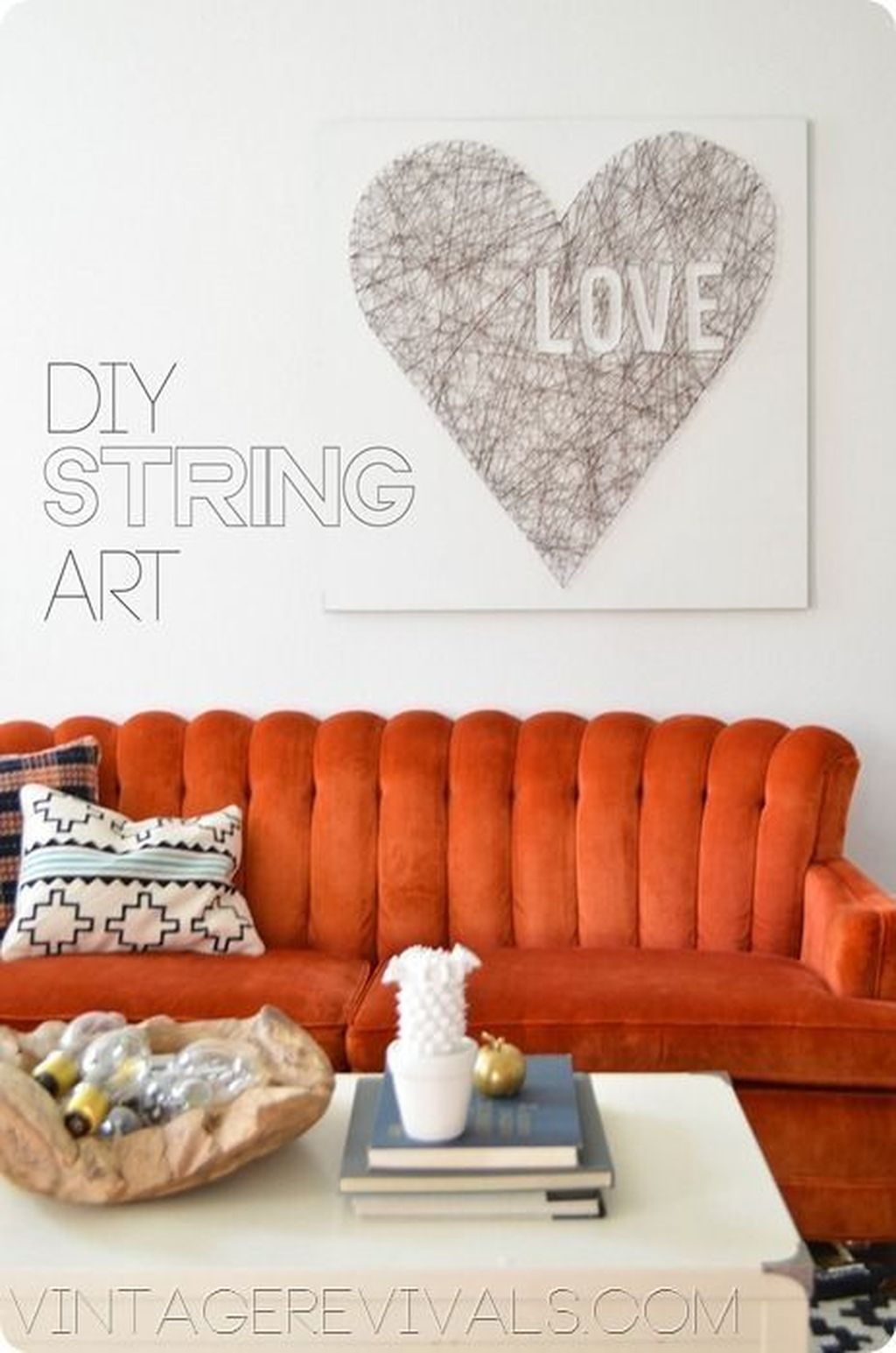 Gorgeous Valentine Wall Decor To Beautify Your Home 16