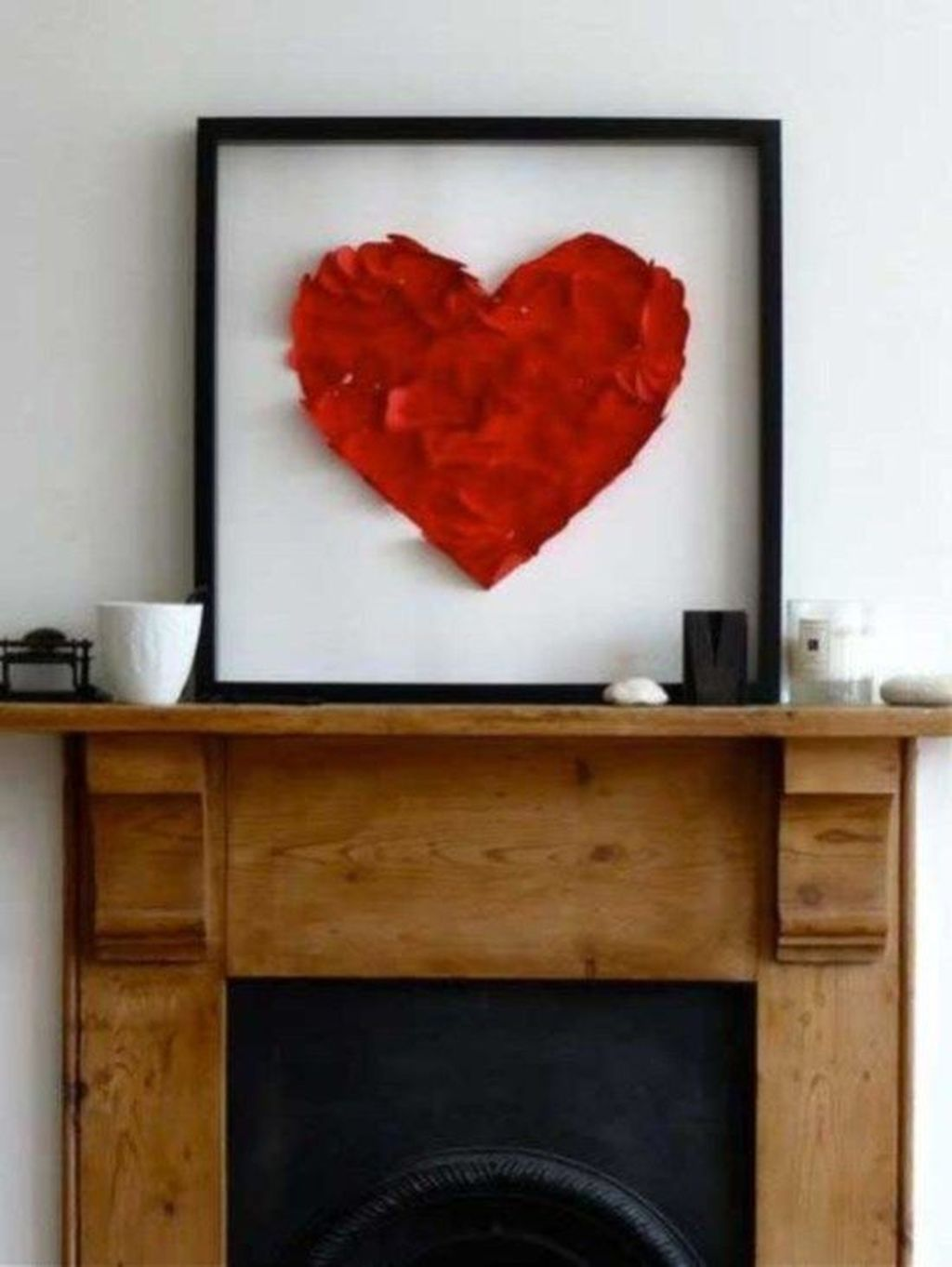 Gorgeous Valentine Wall Decor To Beautify Your Home 19