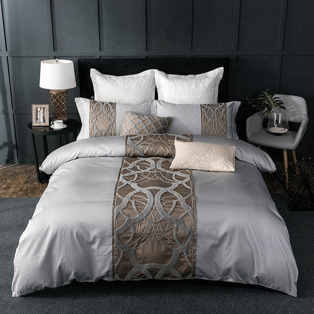 Inspiring Bedding Sets For Perfect Bedroom Decorations 01
