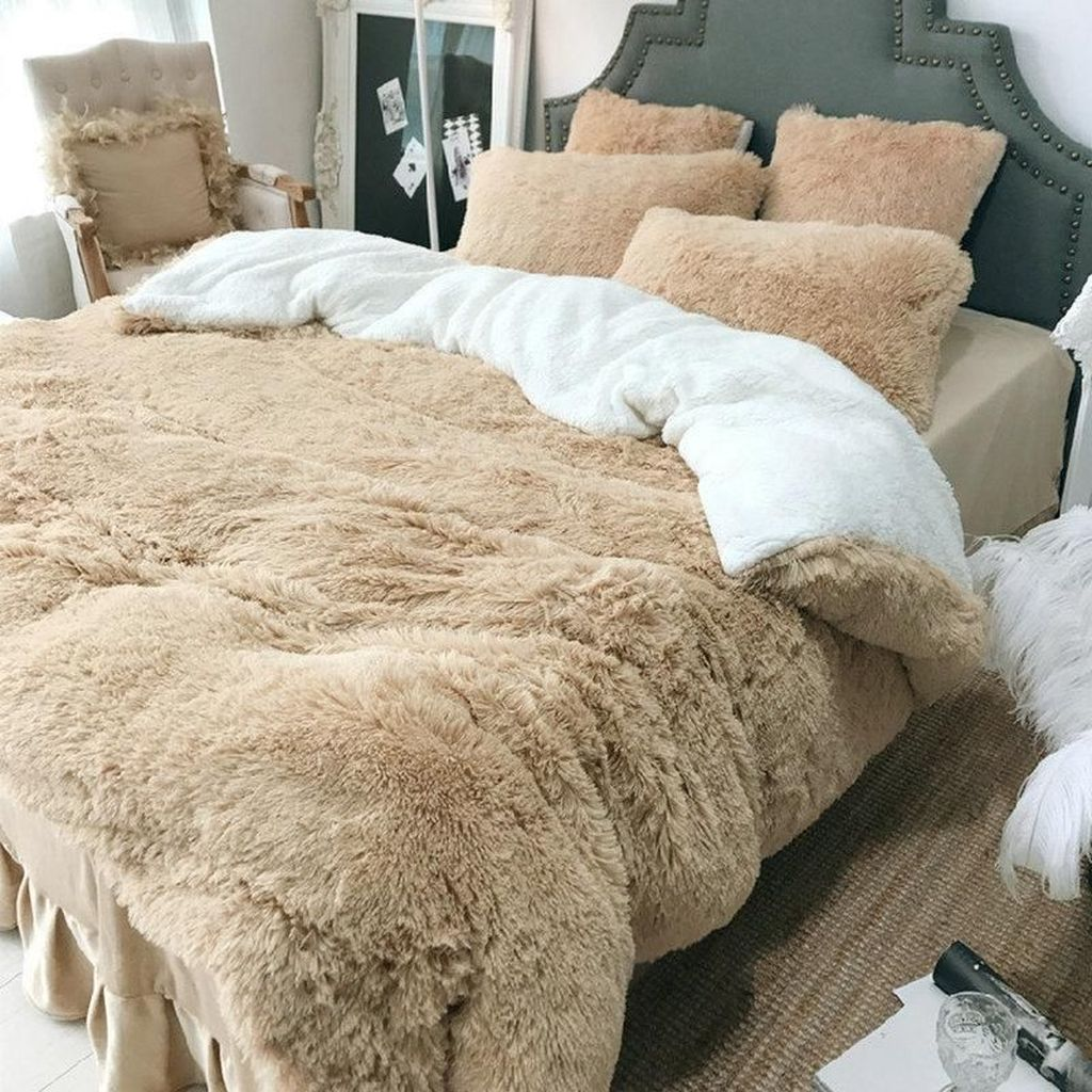 Inspiring Bedding Sets For Perfect Bedroom Decorations 07