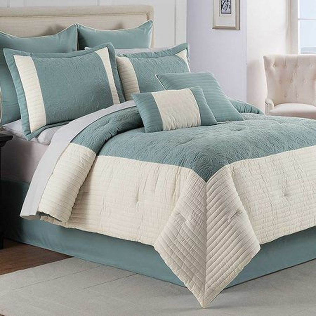 Inspiring Bedding Sets For Perfect Bedroom Decorations 15