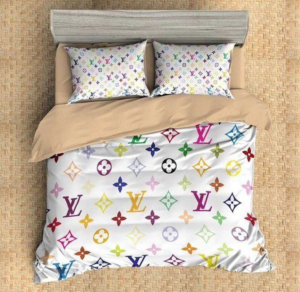 Inspiring Bedding Sets For Perfect Bedroom Decorations 31