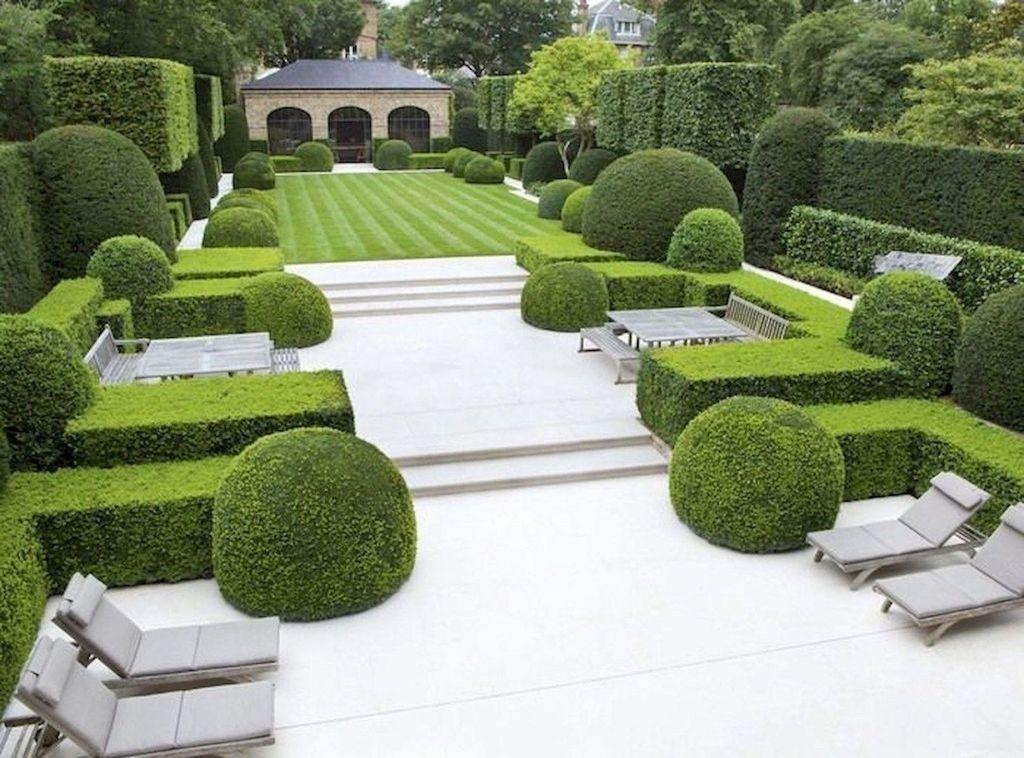 Inspiring Minimalist Garden Landscape Ideas That You Will Like 04
