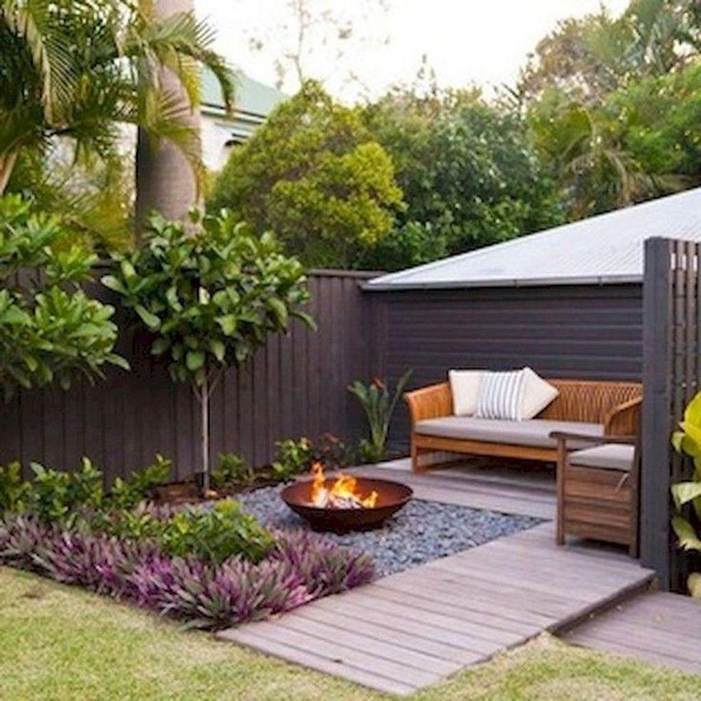 Inspiring Minimalist Garden Landscape Ideas That You Will Like 07