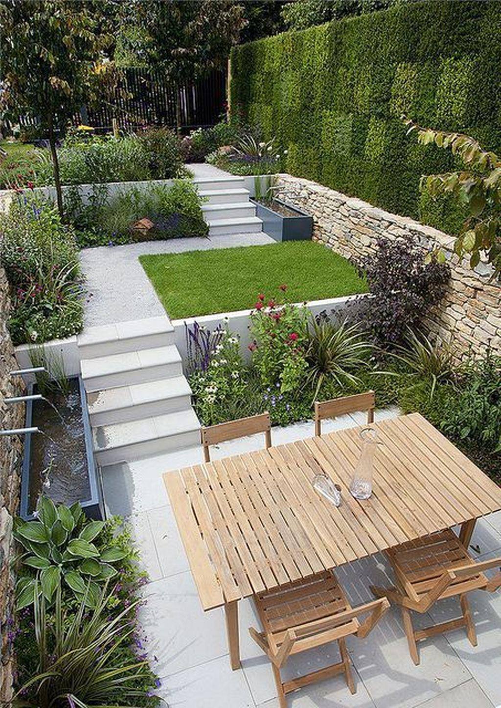 Inspiring Minimalist Garden Landscape Ideas That You Will Like 16