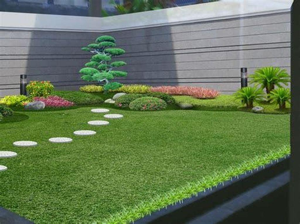 Inspiring Minimalist Garden Landscape Ideas That You Will Like 17