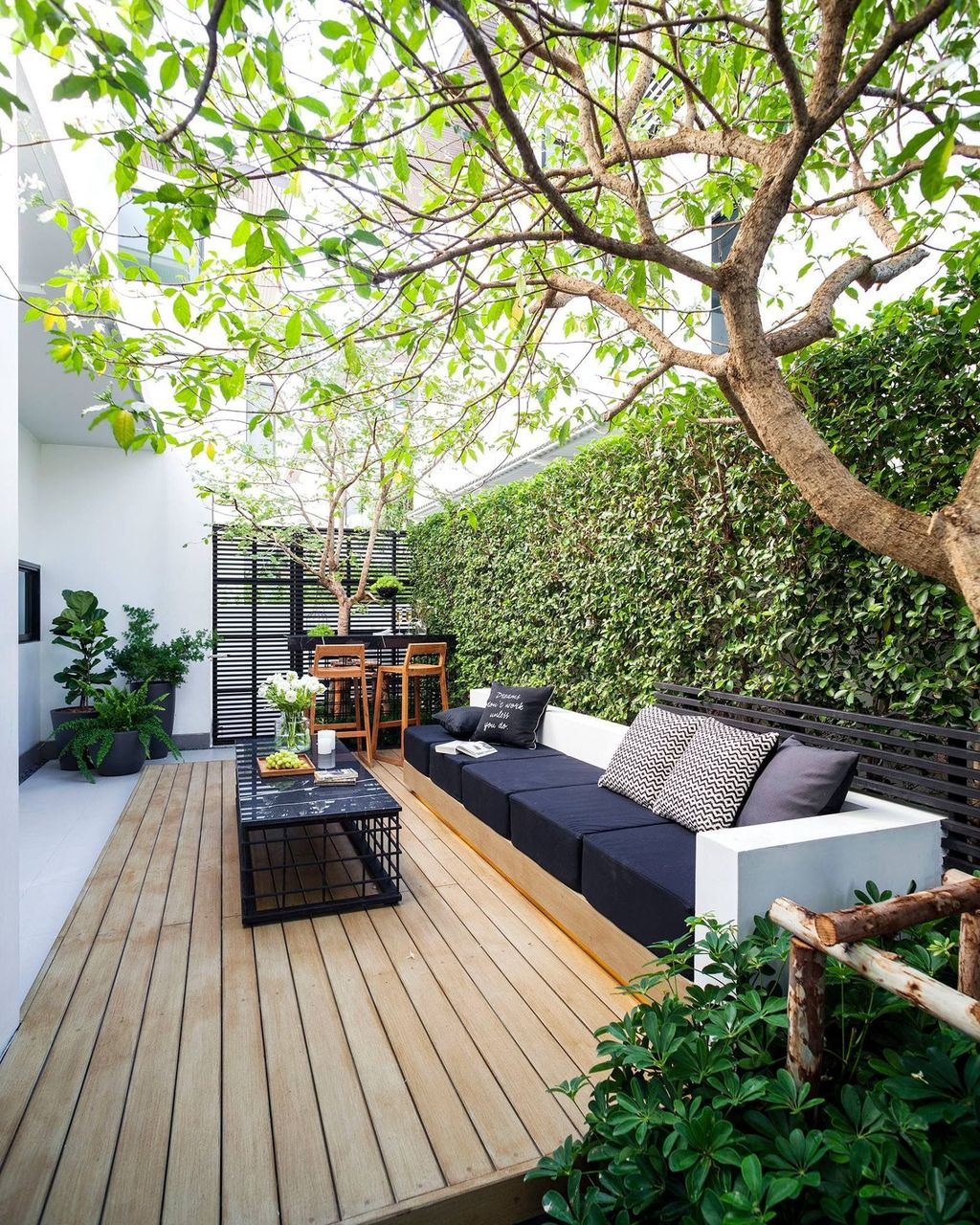 Inspiring Minimalist Garden Landscape Ideas That You Will Like 20