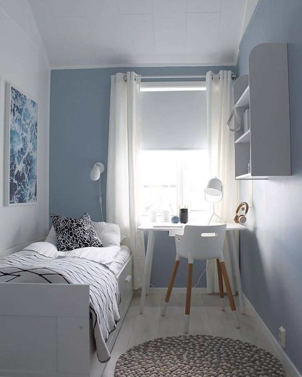 Inspiring Small Bedroom Ideas Which You Definitely Like 15