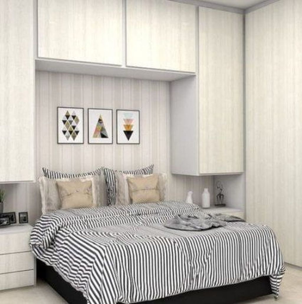 Inspiring Small Bedroom Ideas Which You Definitely Like 27 1