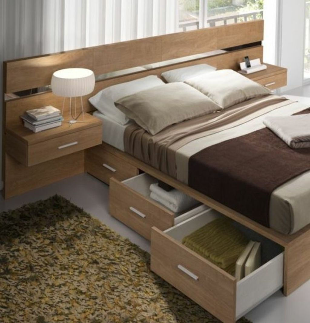 Inspiring Small Bedroom Ideas Which You Definitely Like 28