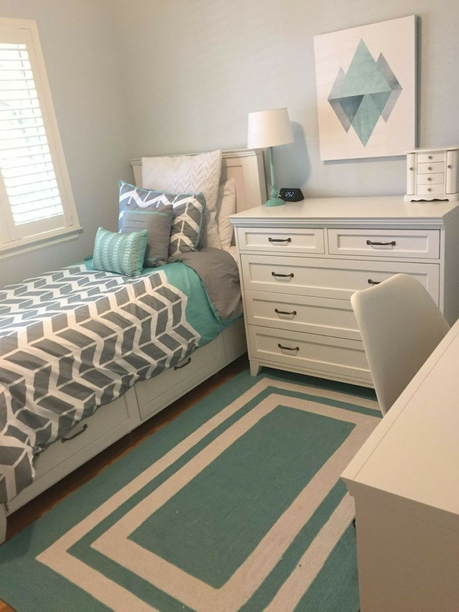 Inspiring Small Bedroom Ideas Which You Definitely Like 29