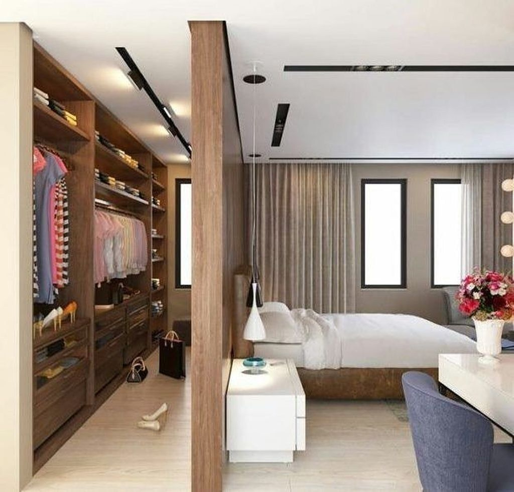 Inspiring Small Bedroom Ideas Which You Definitely Like 34