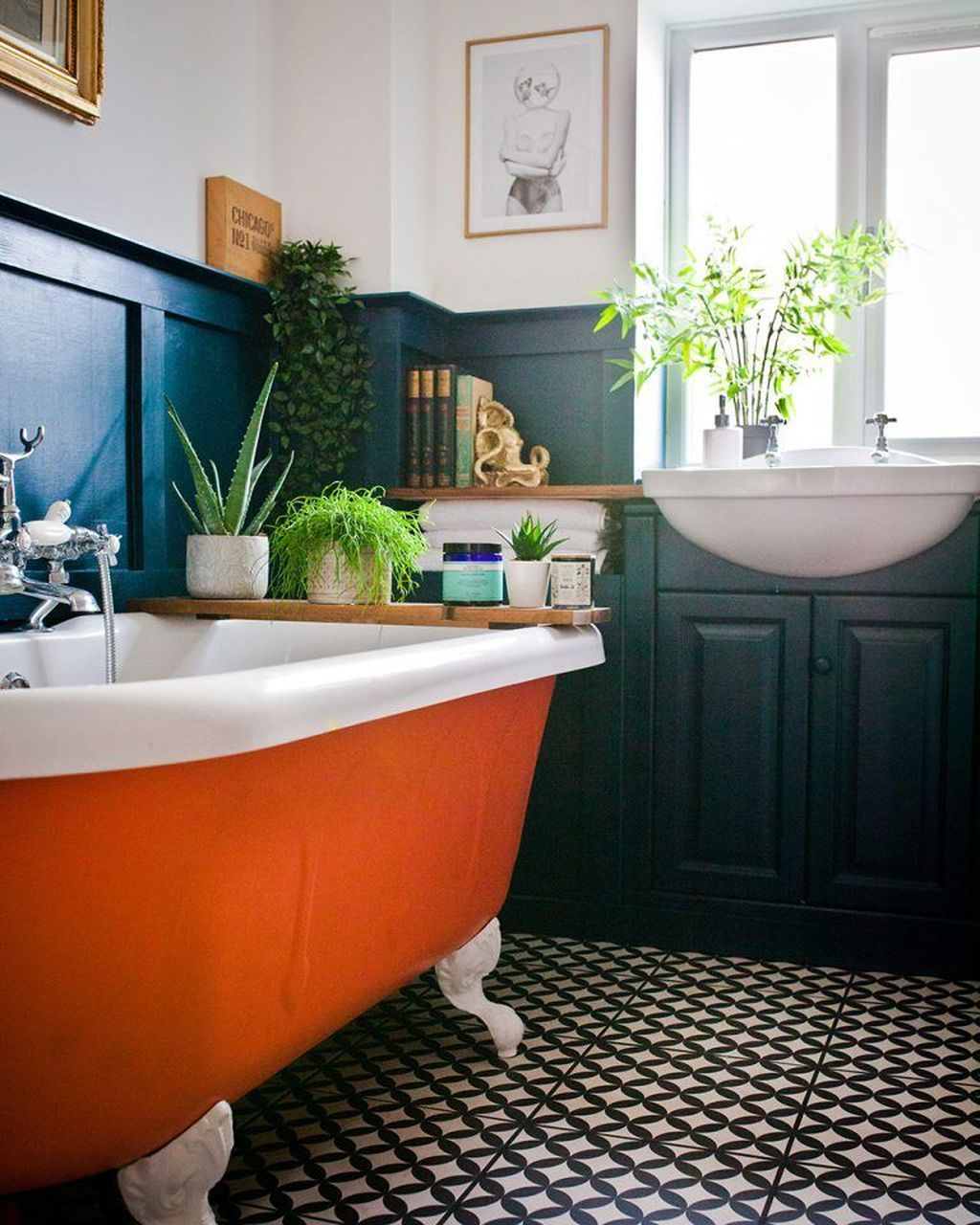 Inspiring Unique Bathroom Ideas That You Should Try 05