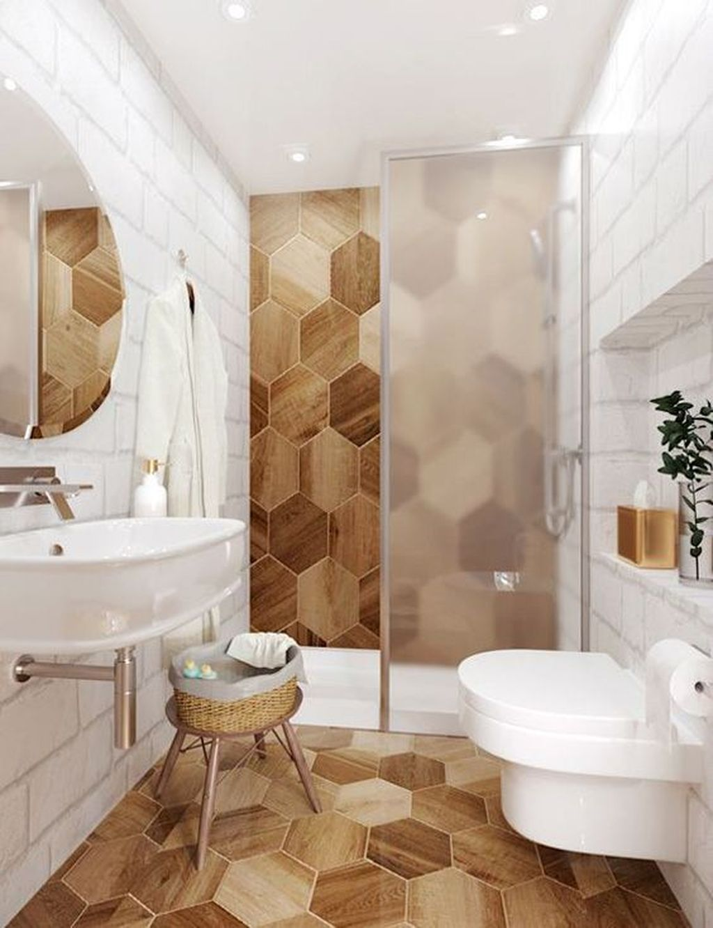 Inspiring Unique Bathroom Ideas That You Should Try 20