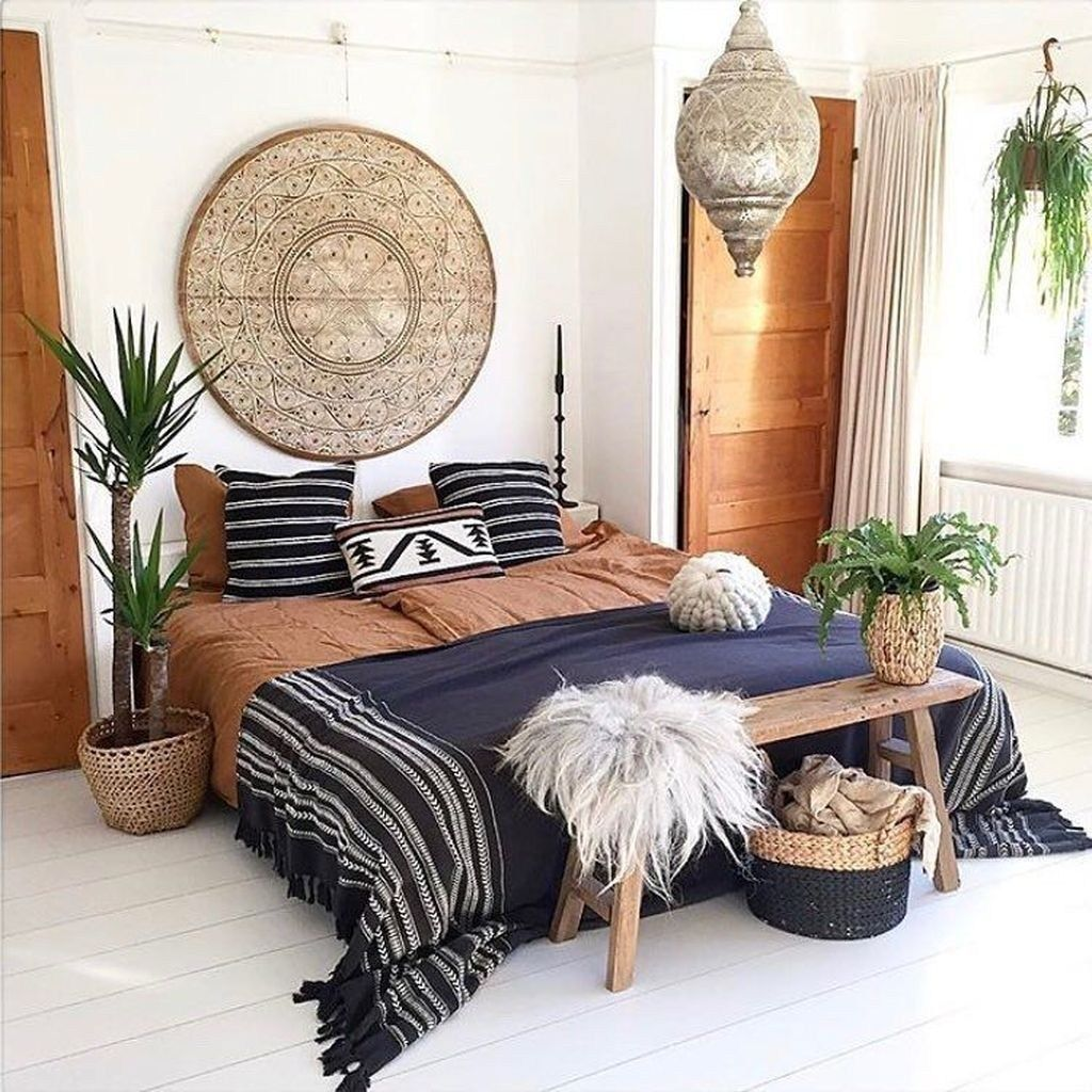 Lovely Bohemian Bedroom Decor Ideas You Have To See 04