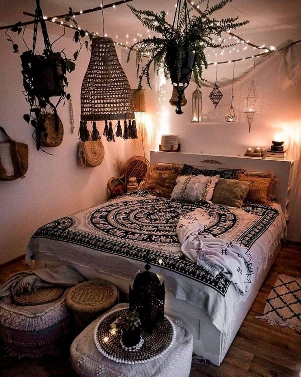 Lovely Bohemian Bedroom Decor Ideas You Have To See 10