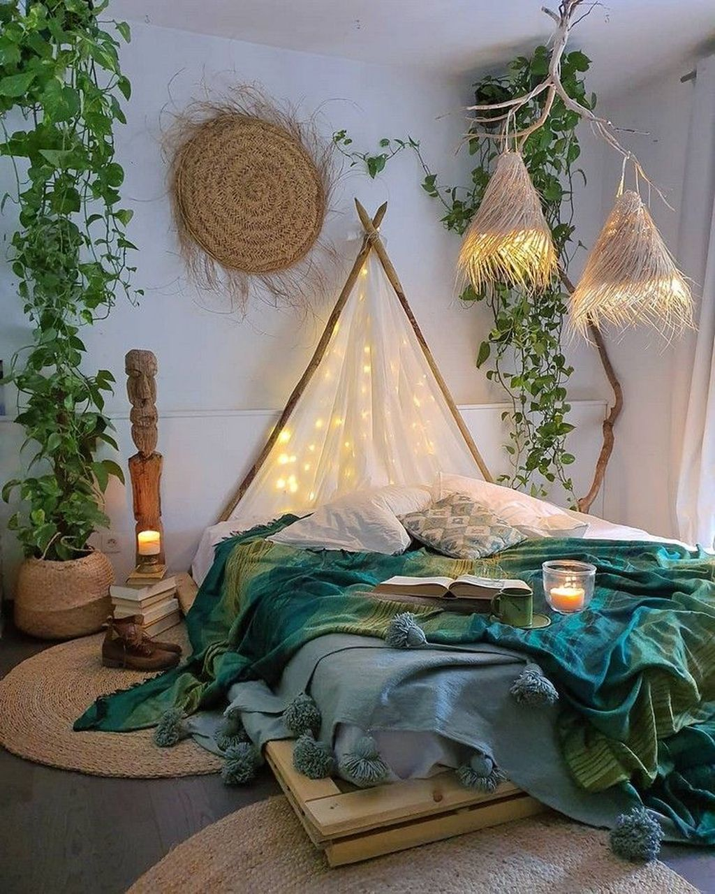 Lovely Bohemian Bedroom Decor Ideas You Have To See 18