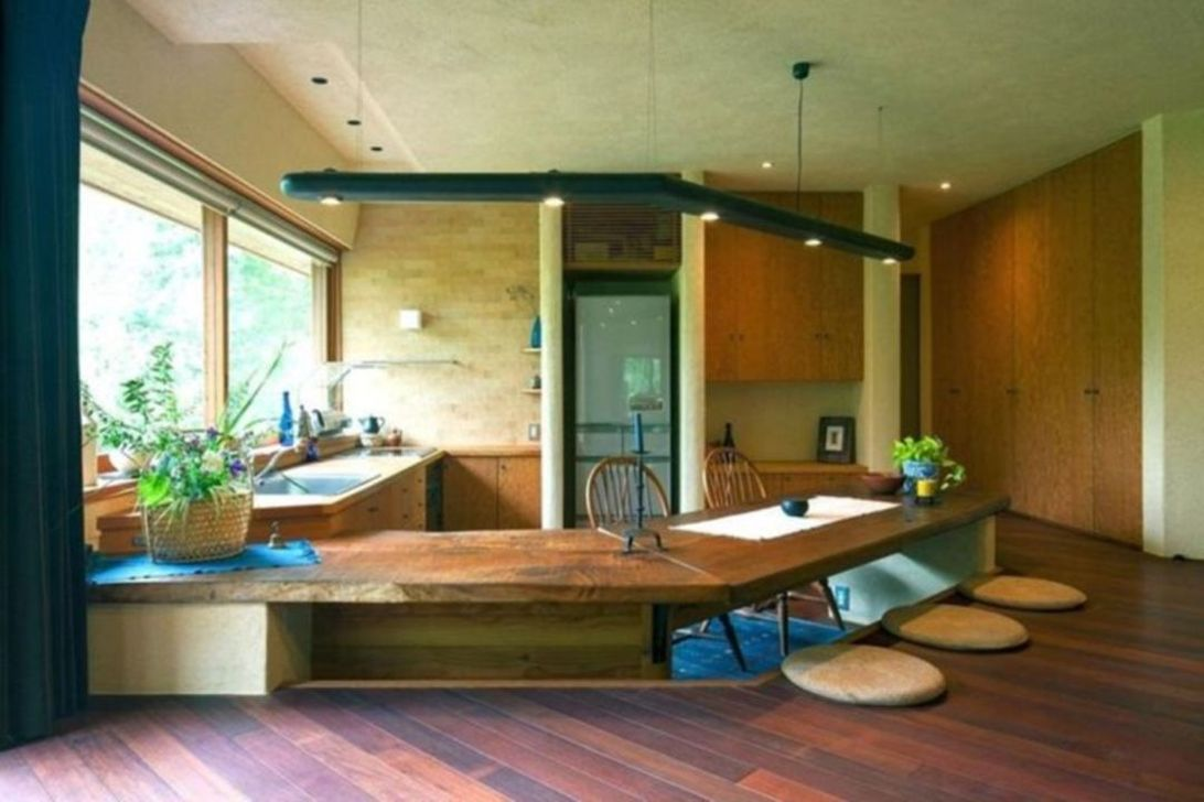 Lovely Japanese Kitchen Design Ideas 06