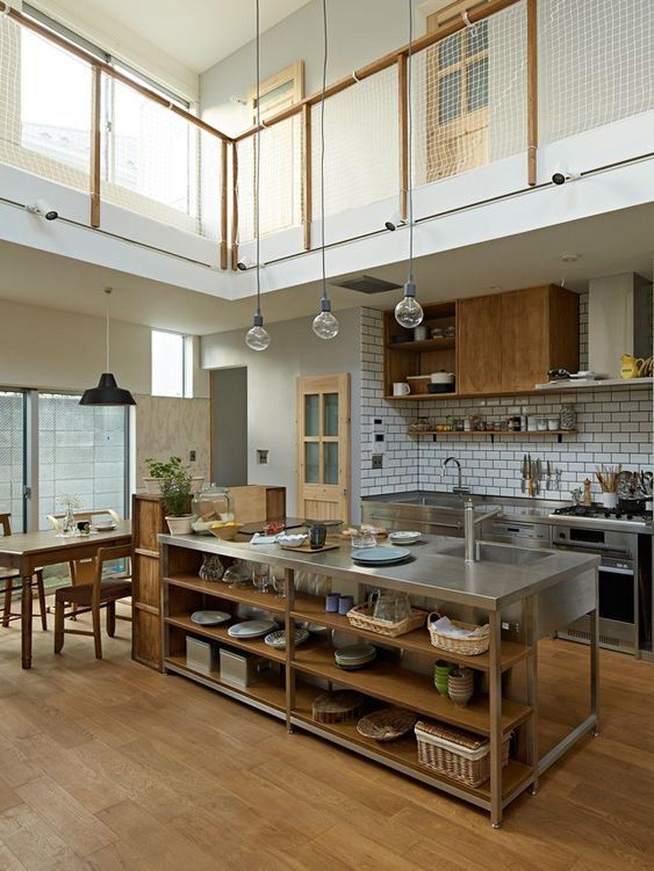 Lovely Japanese Kitchen Design Ideas 10