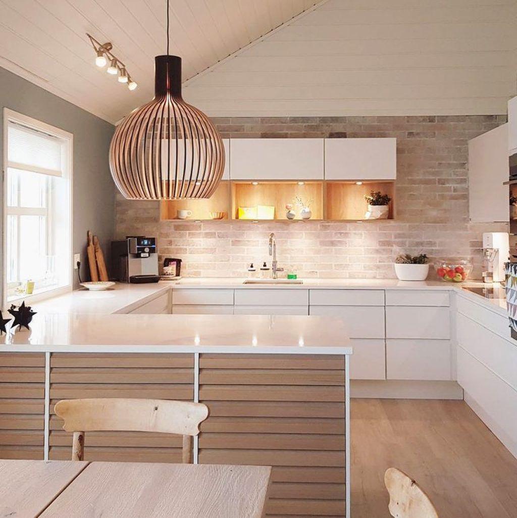 Lovely Japanese Kitchen Design Ideas 15