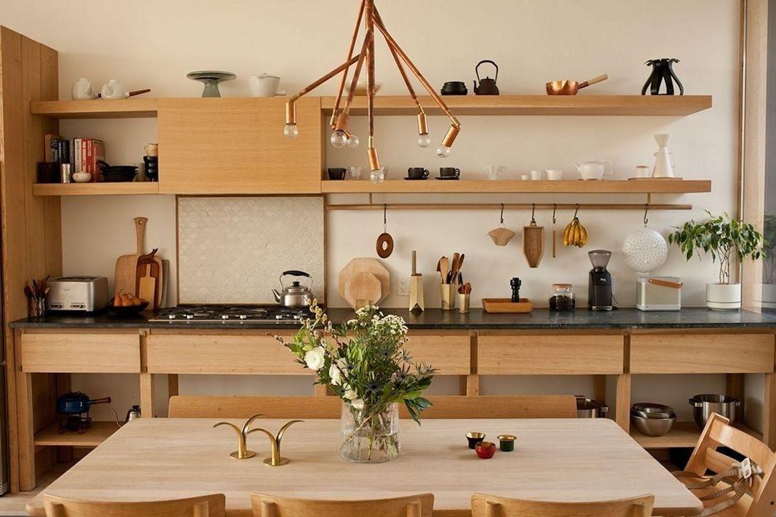 Lovely Japanese Kitchen Design Ideas 26