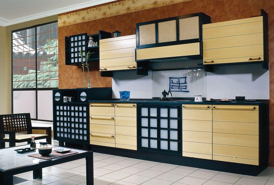 Lovely Japanese Kitchen Design Ideas 32