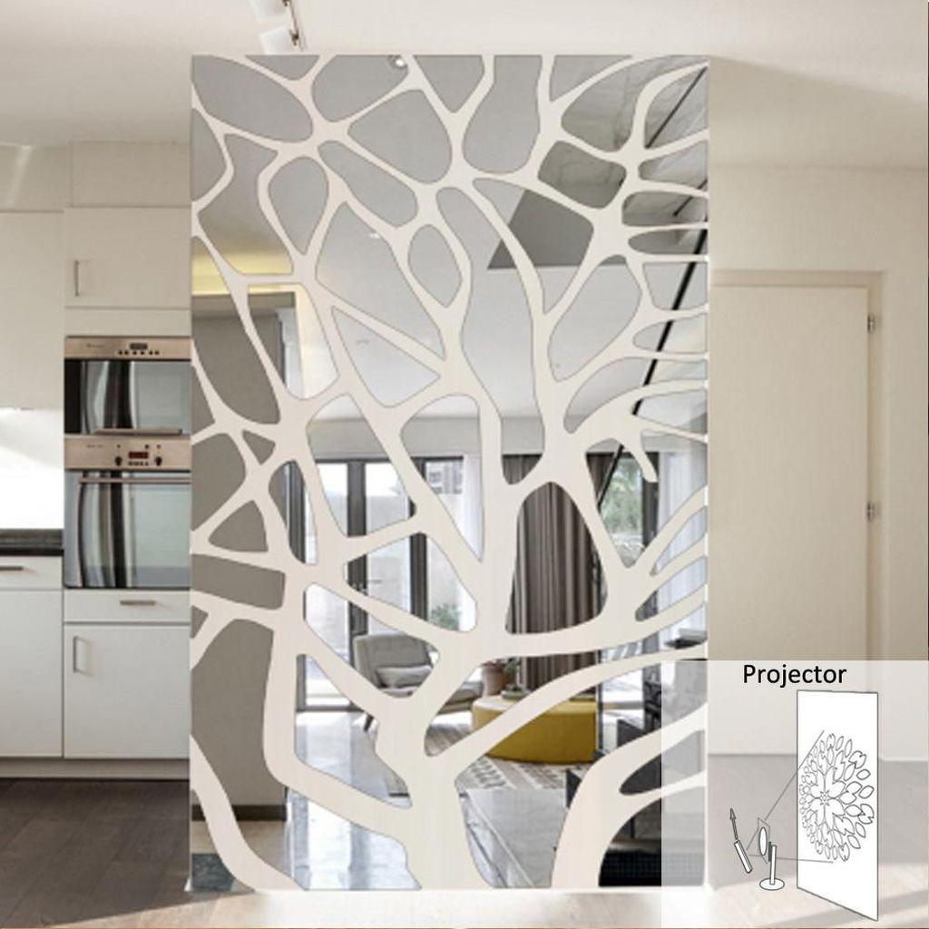 Popular Mirror Wall Decor Ideas Best For Living Room 03
