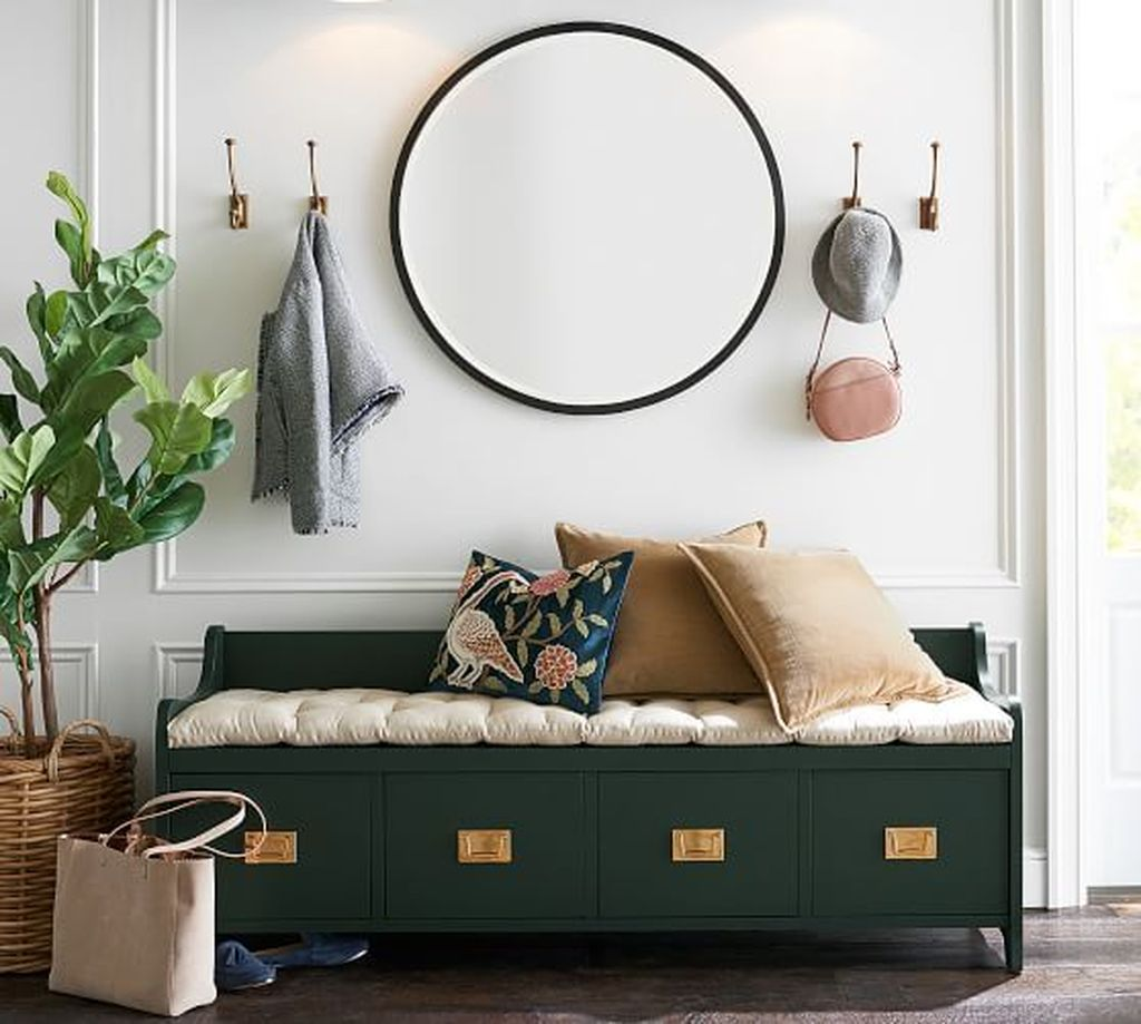 Popular Mirror Wall Decor Ideas Best For Living Room 20