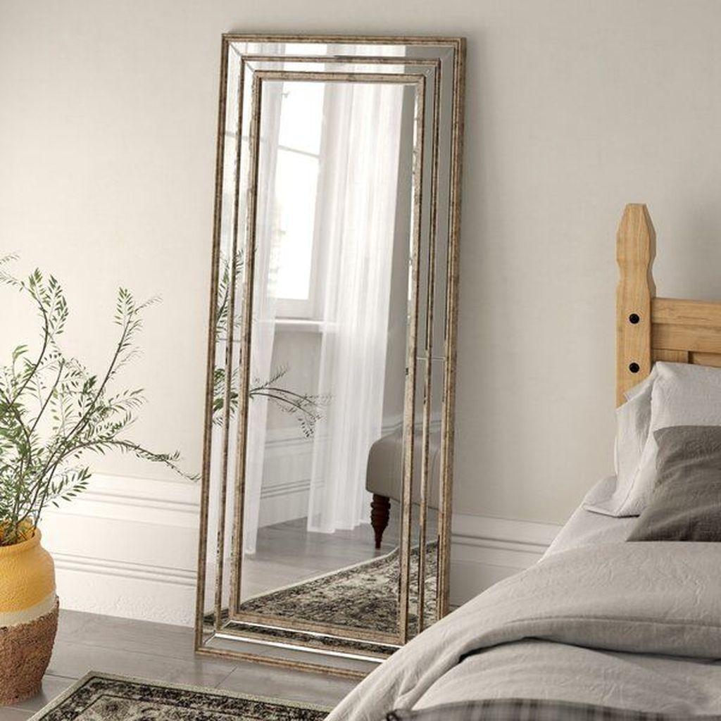 Popular Mirror Wall Decor Ideas Best For Living Room 27