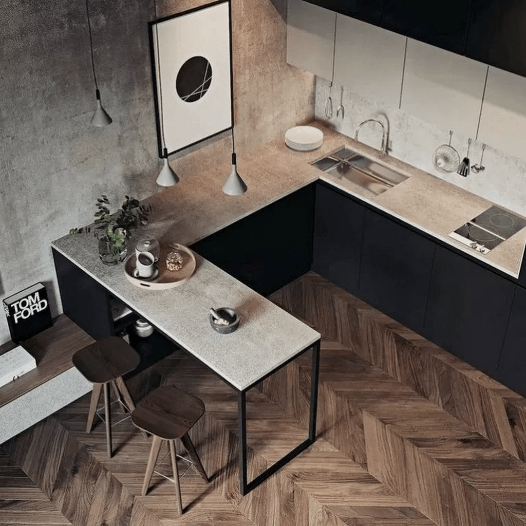 Popular Scandinavian Kitchen Decor Ideas You Should Try 02