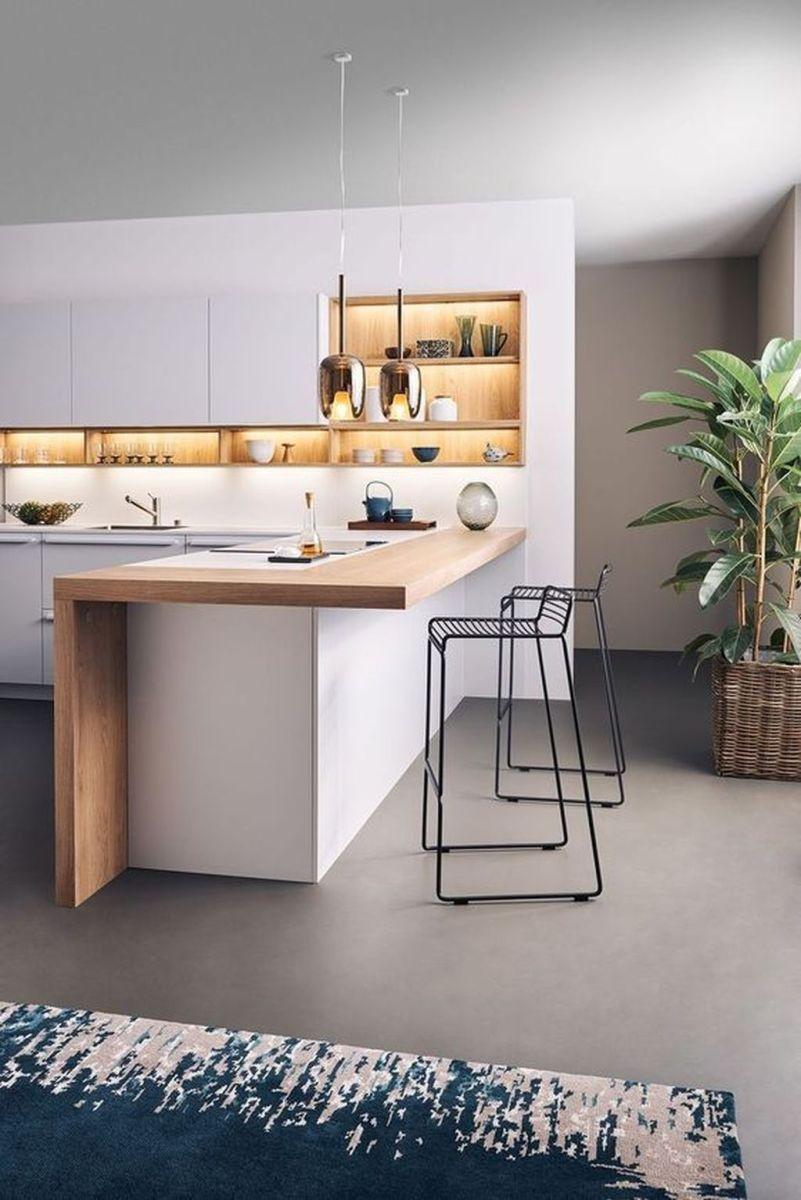 Popular Scandinavian Kitchen Decor Ideas You Should Try 08