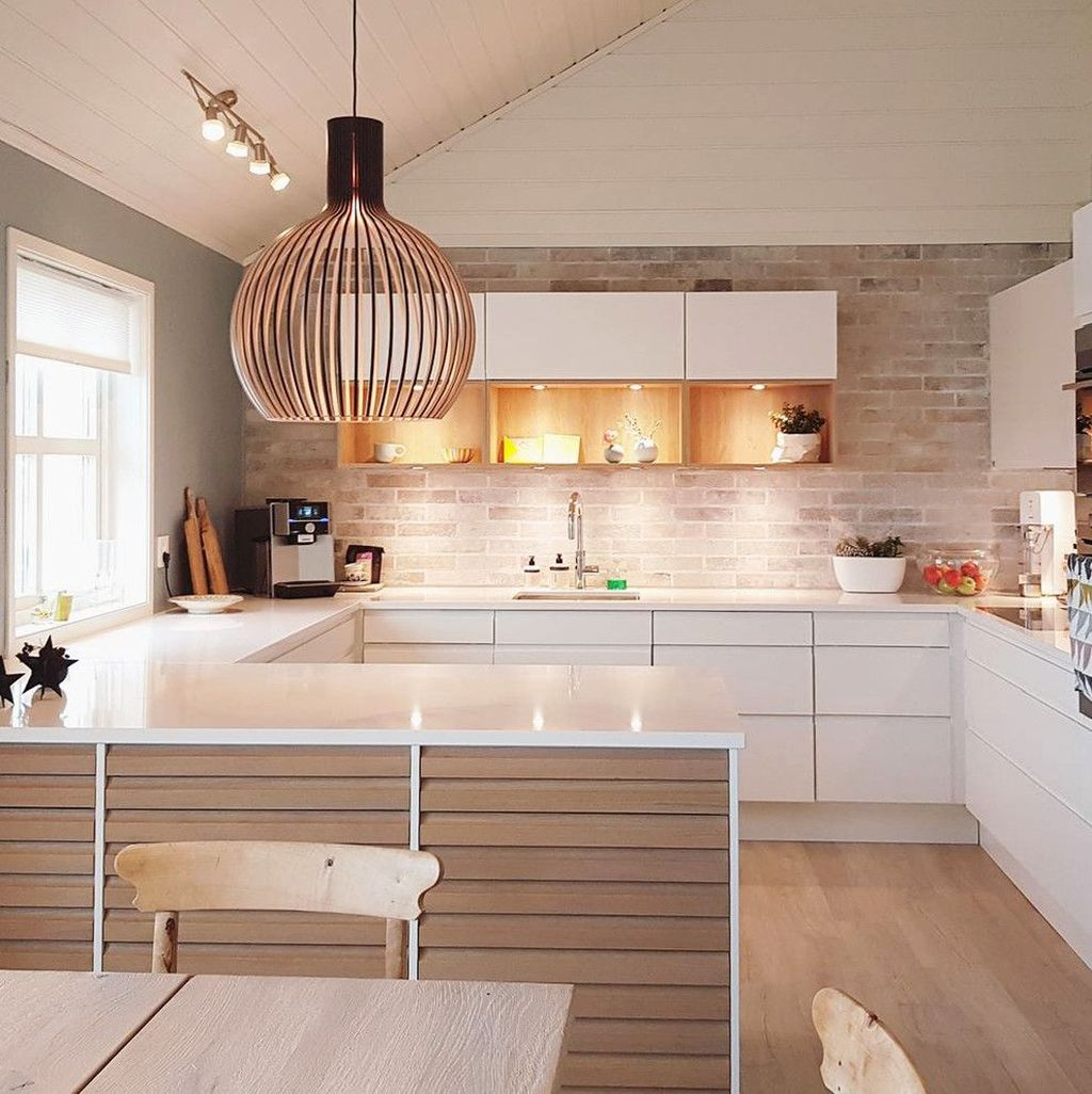 Popular Scandinavian Kitchen Decor Ideas You Should Try 11