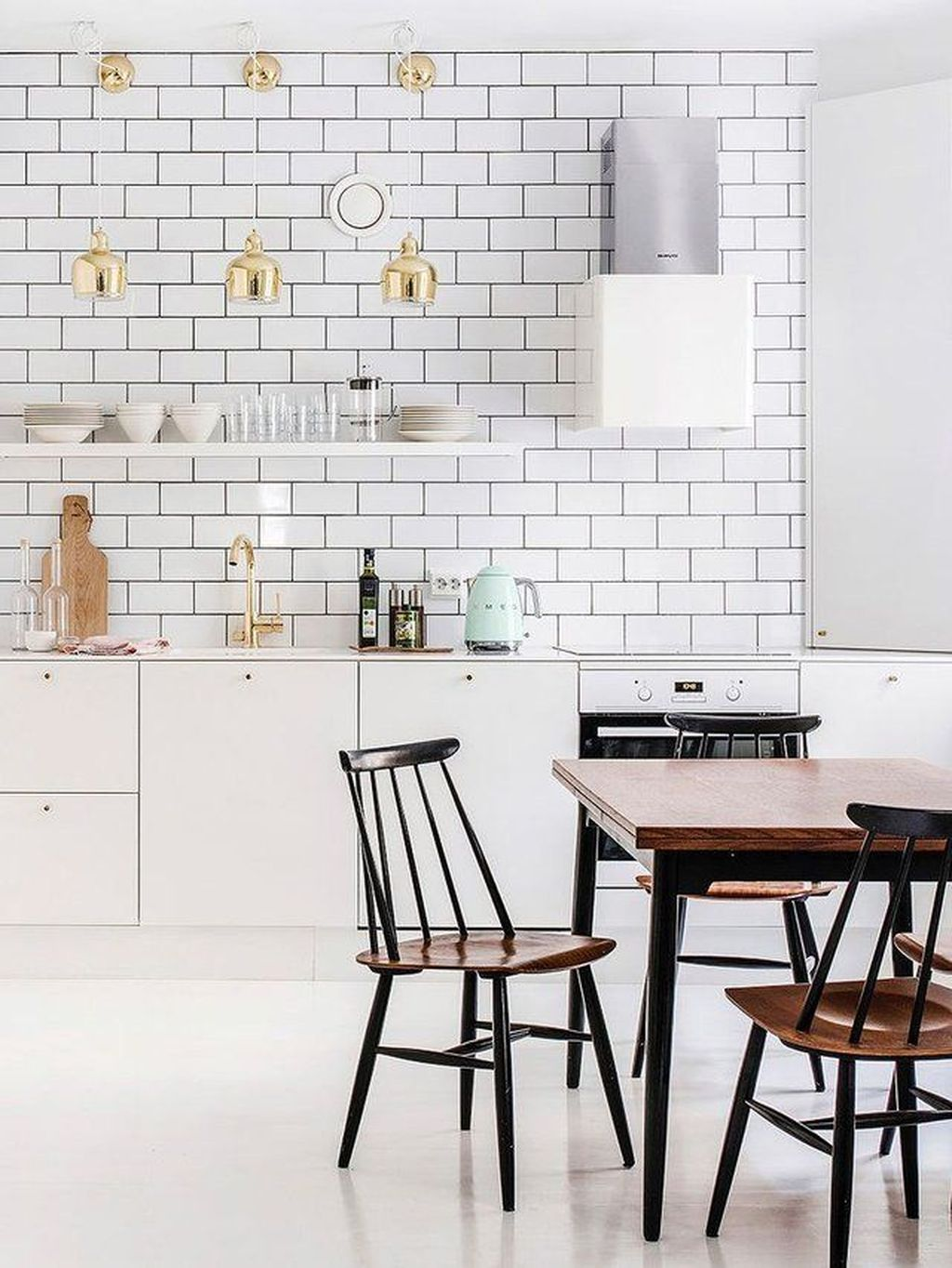 Popular Scandinavian Kitchen Decor Ideas You Should Try 15