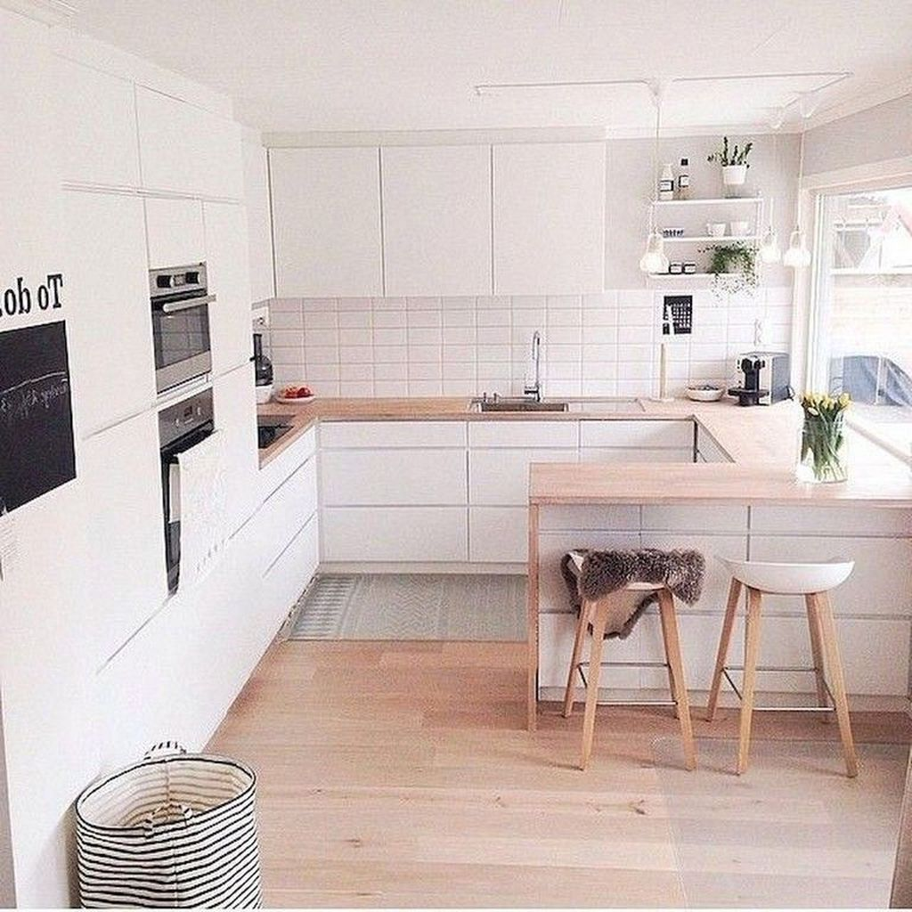 Popular Scandinavian Kitchen Decor Ideas You Should Try 22