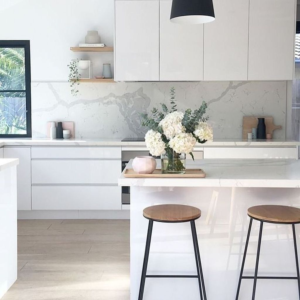 Popular Scandinavian Kitchen Decor Ideas You Should Try 25